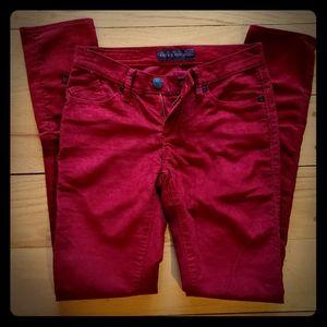 Rock & Republic Corduroy Pants.